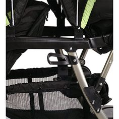 Amazon.com : Graco Ready2grow Click Connect LX Stroller, Gotham 2015 : Baby