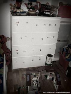 Y'a Maman à la maison: Meuble Playmobil - Organisation prêt à jouer !