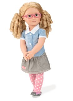 There has never been a generation of girls quite like us. Our Generation dolls, doll clothes and accessories. Ag Doll Clothes, Doll Clothes Patterns, Clothing Patterns, Our Generation Doll Accessories, Poupées Our Generation, American Girl Doll Sets, American Girls, Og Dolls, Girl Dolls