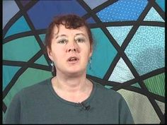 Stained Glass Patchwork 1 - YouTube
