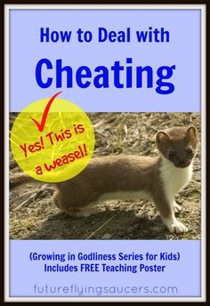 How to deal with cheating