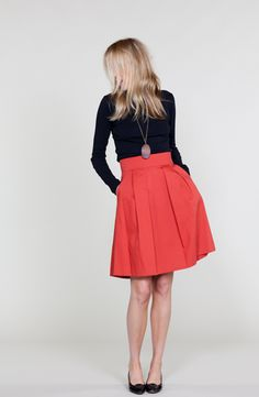 Emerson Fry - love the skirt