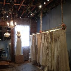 Claire Pettibone Flagship Salon in Beverly Hills, CA https://www.facebook.com/ClairePettiboneFlagshipSalon - Photo by @Susan Shek
