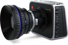 Blackmagic Cinema Camera, una cámara que redefinirá el mercado del cine independiente, similar a como lo hizo una vez la RED ONE, o la Canon 5D Mark II.