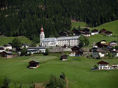 Maria_Luggau_im Lesachtal (Aut) Kirchen, Austria, Places Ive Been, Snow