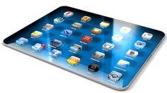 Auf Wondrous Pics hat ein Blogger Designkonzepte zum iPad 3 gesammelt – so sieht einer der Entwürfe aus