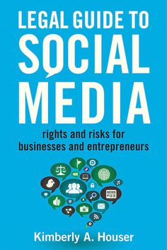 Great book for business owners. Know your rights and risks when posting on your website or social media.