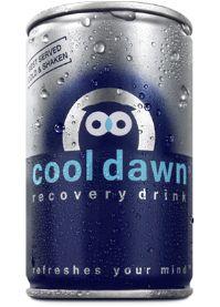 Descubriendo nuevos sabores: Adiós a la resaca con Cool Dawn Recovery Drink. Participa en nuestro sorteo y compruébalo tú mism@.