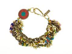 Vanessa Mooney Poppystar Bracelet from Kelly Killoren Bensimon on OpenSky -- cuteee