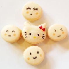 hello kitty and friends macaroons