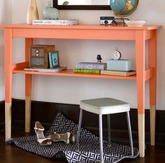 Inject some colour into a Norden sideboard. | 15 Totally Ingenious IKEA Hacks