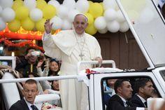 En Équateur, le pape lance un SOS pour l'environnement