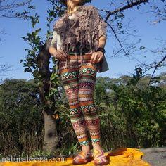 asian ethnic leggings❤ #fashion #online #ladys #hippie