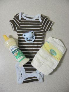 New Look *2* Huggies Preemie Diapers Perfect 4UR Reborn Baby Doll