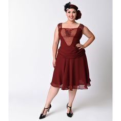 Shop 1920s Plus Size Dresses and Costumes | Flappers and 1920s