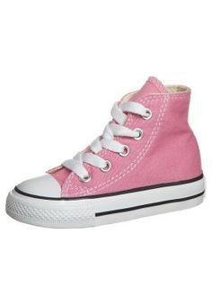 Kinder Sneakers Converse CHUCK TAYLOR CORE Rosa maat 23 Meisjes Hoge sneakers ? discount sneakers online kinder sneakers kopen outlet Adidas Nike Puma NB ...