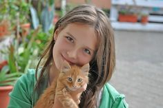 The crazy little orange cat...: Photo by Photographer Cosmin Lucian ALBA - photo.net