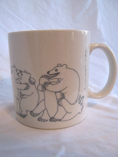 Hey, I found this really awesome Etsy listing at https://www.etsy.com/listing/169186104/vintage-mug-with-naughty-drawings-of