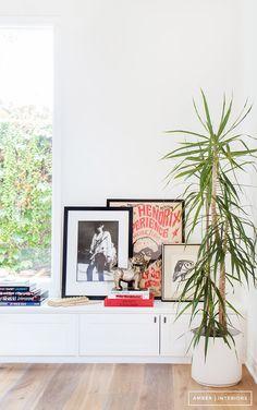 Decora tus Rincones : Antes & Después de un salón que se pasa a un discreto estilo Boho