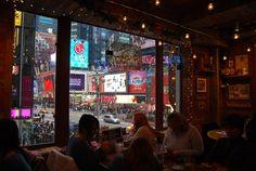 Bubba Gump Restaurant - Times Square