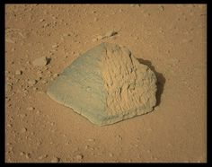The pyramid and the egg: interesting new rocks seen by the Curiosity rover  http://themeridianijournal.com/2012/09/the-pyramid-and-the-egg-interesting-new-rocks-seen-by-the-curiosity-rover