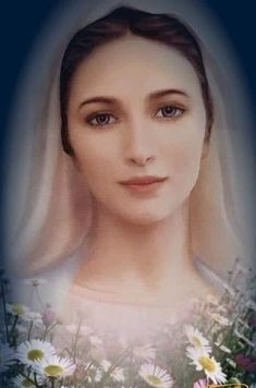 Jesus And Mary Pictures, Mother Mary Images, Images Of Mary, Pictures Of Jesus Christ, Mary Jesus Mother, Blessed Mother Mary, Mary And Jesus, Blessed Virgin Mary, Religious Images