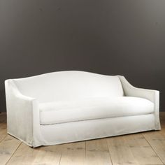 Riviera Indoor/Outdoor Sofa Slipcover - Made to Order Fabrics Riviera Indoor/Outdoor Slipcovered Sofa Frame US189 MUS $1399.00 Special Order Ships 2014-09-04. In Home Delivery Services per unit $40.00  with Canvas Blue Sunbrella® Slipcover UA215 $974.00 Special Order Ships 2014-09-04.