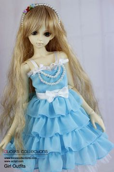 Outfits for BJD Dolls - BJD Accessories, Dolls - Alice's Collections