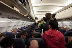 Consejos para viajar en avion por primera vez