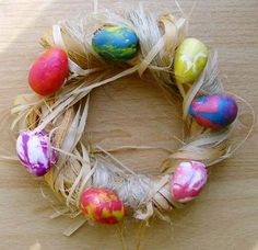 Easter Eggs Decoration Ideas, 25 Creative Ways to Dye Easter Eggs