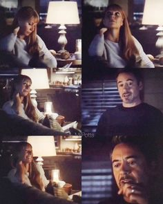 tony and pepper Avengers Movies, Marvel Characters, Marvel Heroes, Marvel Avengers, Familia Stark, Date Night Movies, Tony And Pepper, Best Avenger, Marvel Couples