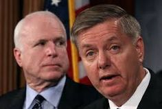 'Focus on ISIS, not starting WWIII': Trump blasts Senators McCain & Graham - https://www.hagmannreport.com/from-the-wires/focus-on-isis-not-starting-wwiii-trump-blasts-senators-mccain-graham/