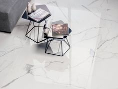 Porcelain stoneware wall/floor tiles SUPREME by Flaviker Contemporary Eco Ceramics