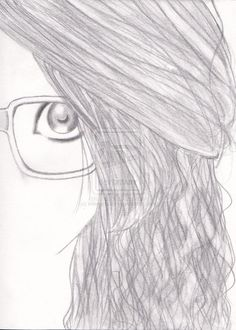 easy drawing drawings pencil hipster sketches google info