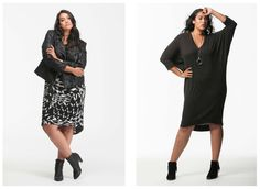 AW17 Campaign – Harlow Aw17, Plus Size Fashion, Curves, Sweaters, Campaign, Beauty, Winter, Dresses, Women