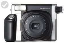 Fujifilm Instax Wide 300 Instant Film Camera (Black) - Photo stuff (*Amazon Partner-Link)