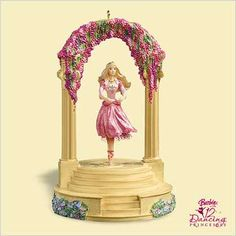 2006 Barbie: Barbie in the 12 Dancing Princesses ornament