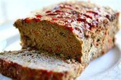 Old fashion meat loaf Oven Meatloaf, Best Meatloaf, Meat Recipes, Cooking Recipes, Yummy Recipes, Crockpot Recipes, Sausage Recipes, Dinner Recipes, Recipes