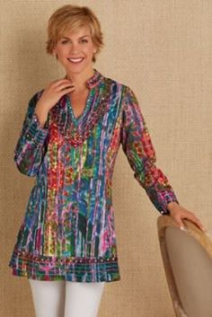Mosaic Tunic I from Soft Surroundings