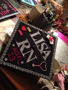 My Nursing Graduation cap!