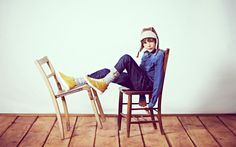Pull Kids FW 2012 Campaign
