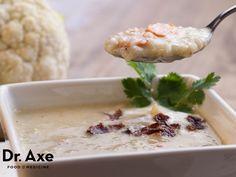 Cauliflower Chowder Recipe