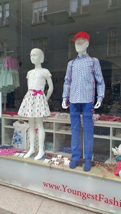 Youngest Fashion shop