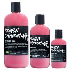Prince Charming Shower Gel - Get swept off your feet.