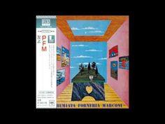 Premiata Forneria Marconi - Per Un Amico (1972) (Full Album)