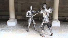 movement in armor