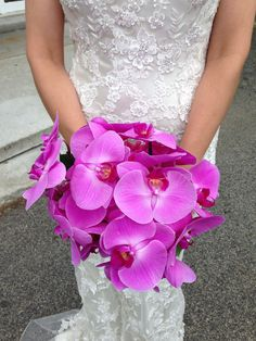 Boston floral design for your wedding, social or corporate flower needs. Corporate Flowers, Bridal Bouquets, Orchids, Floral Design, Bride, Wedding, Beautiful, Mariage, Wedding Bouquets