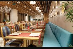 12 ocakbası bayraklı tower Turkish Restaurant, London Restaurants, Conference Room, Table Decorations, Interior Design, Furniture, Home Decor, Nest Design, Decoration Home