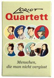 Loriot Quartett - Menschen, die man nicht vergisst.