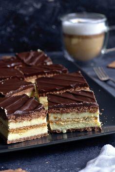 Cake Recipes, Dessert Recipes, Food Cakes, Love Food, Tiramisu, Healthy Recipes, Healthy Food, Sweets, Cookies